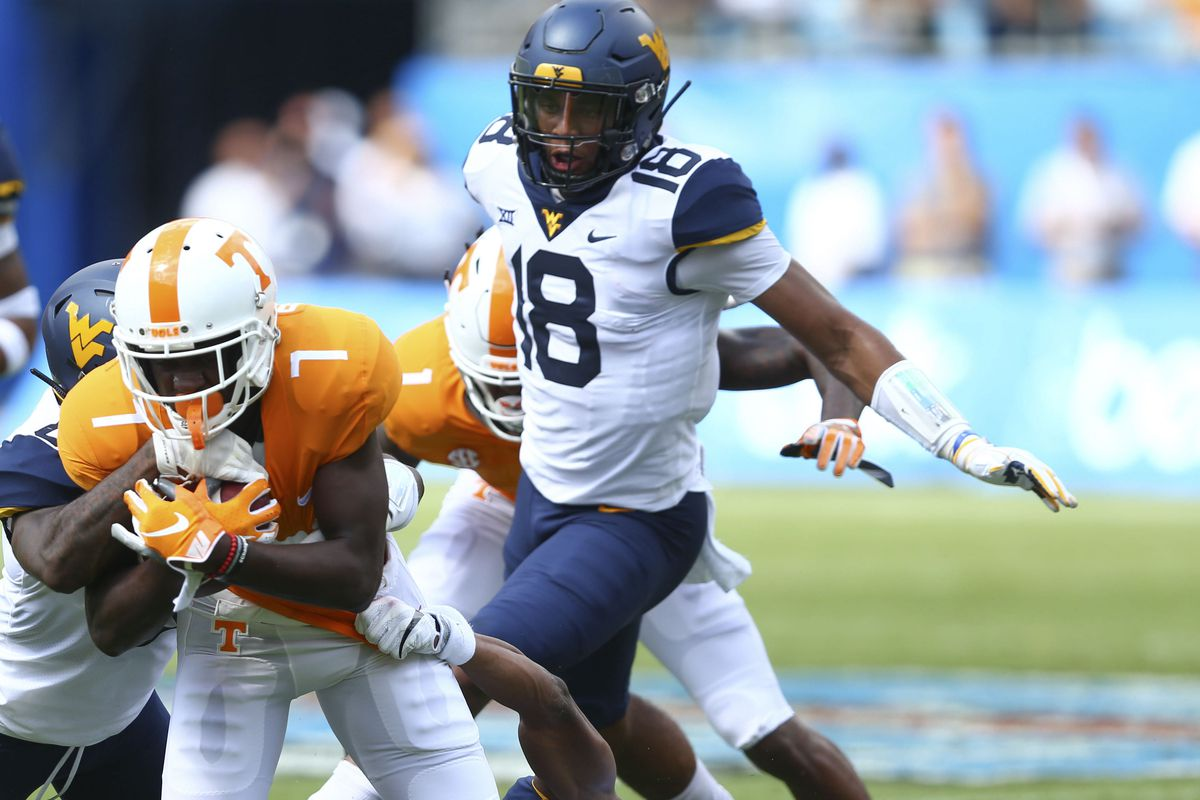 Mountaineer Linebacker Charlie Benton Out For Season