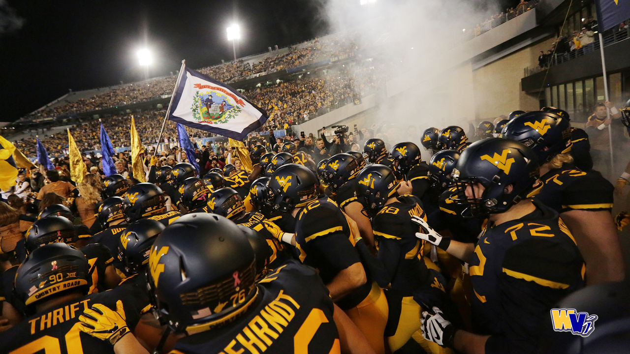 WVU Ranked No. 13 In First College Football Playoff Rankings