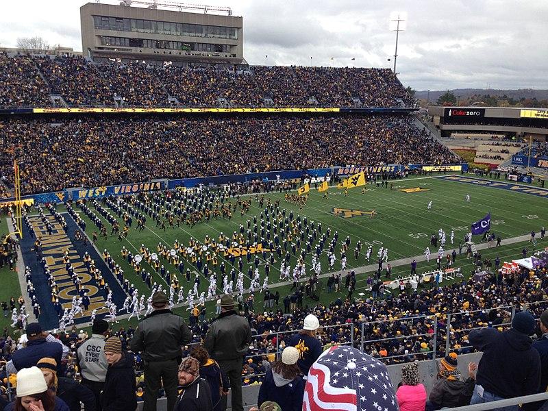 West Virginia University Releases 2019 Football Schedule