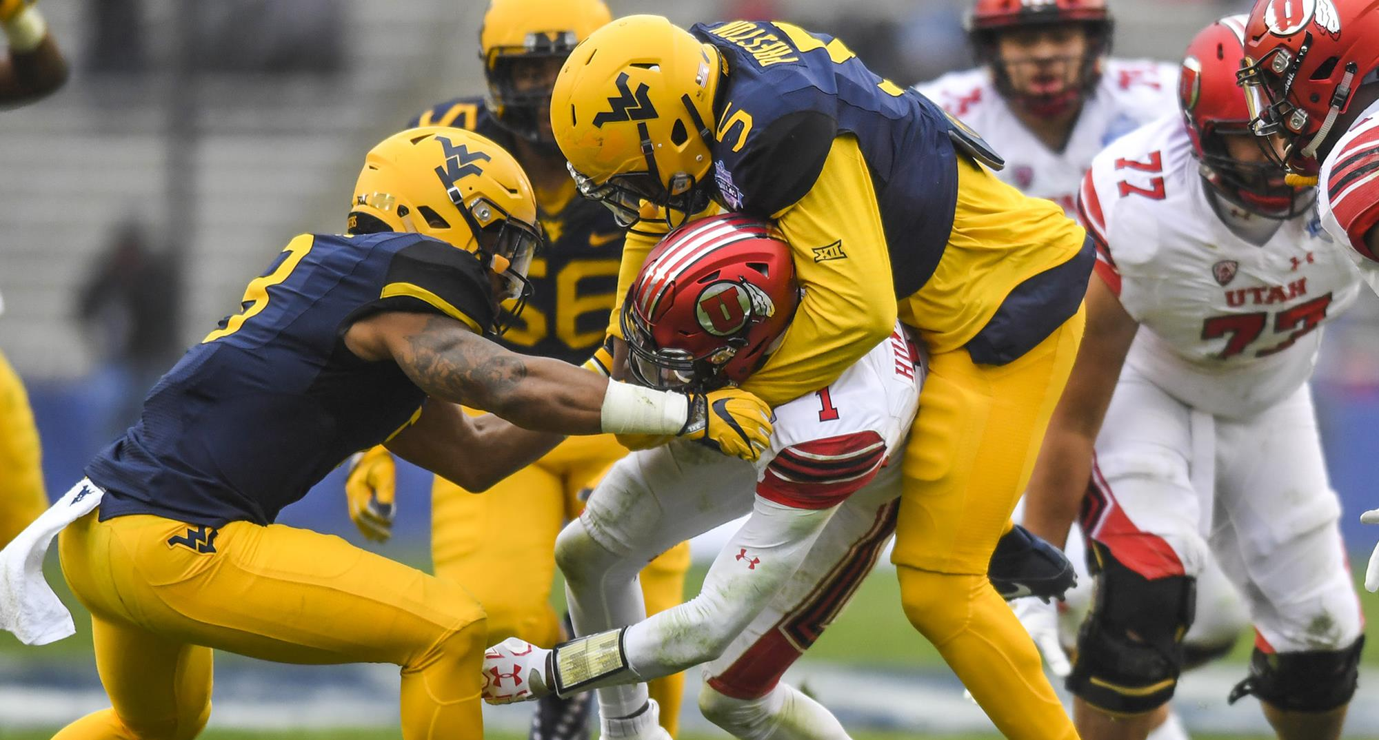 Way Too Early WVU Bowl Projections