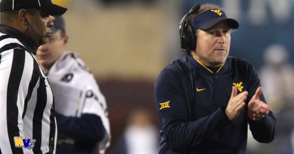 Dana Holgorsen Says WVU Football is Approaching a 'Defining Moment' Friday