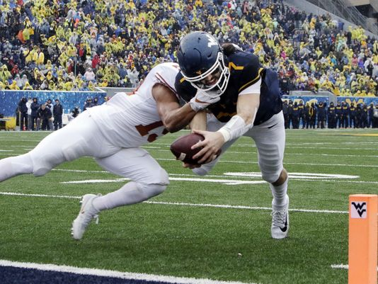 Healthy Will Grier Ready to Take On Texas