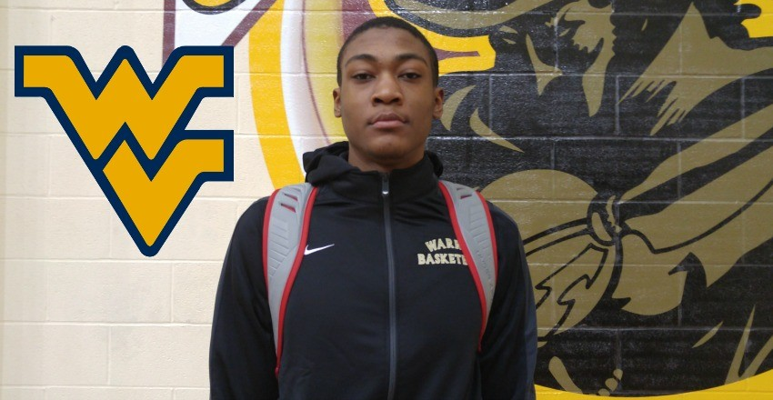 WVU Forward Derek Culver
