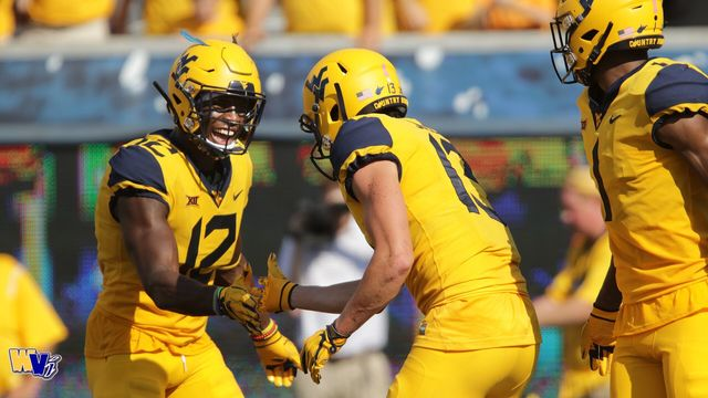 West Virginia Moves Up To No. 9 in College Football Playoff Rankings