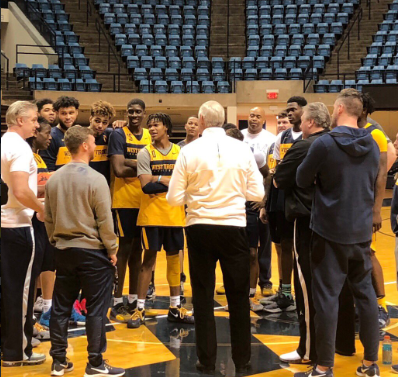 Jerry West Spoke to the Mountaineers