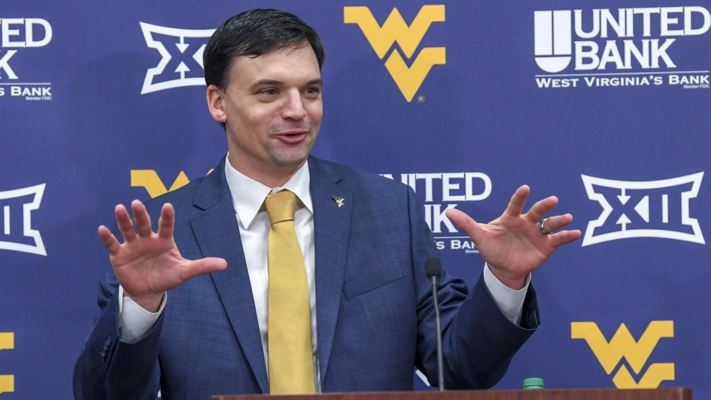 Neal Brown Ranked No. 1 Among College Football Coaching Hires