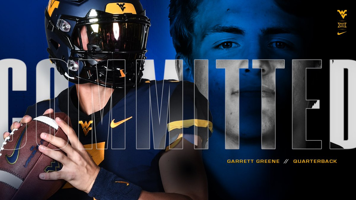 West Virginia Lands a 2020 Quarterback Recruit Out of Tallahassee, Garrett Greene