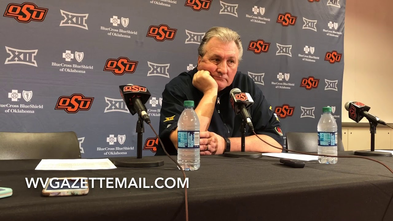 Bob Huggins Post-Game Press Conference After Oklahoma State Loss