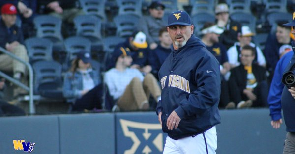 WVU Baseball Moves Up in Rankings