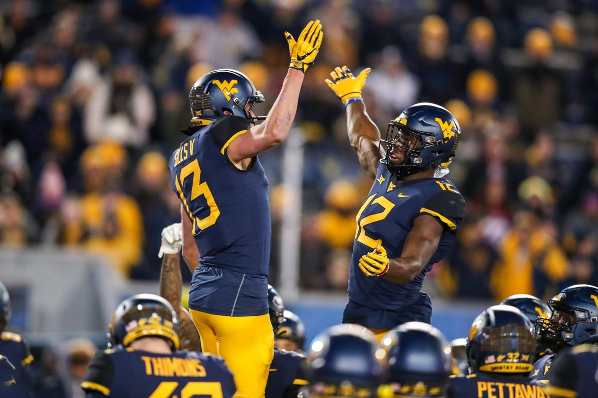 WVU Player NFL Draft Projections