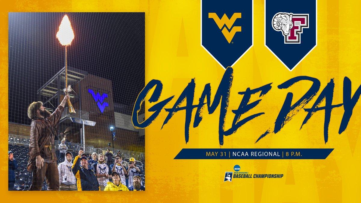 WVU vs. Fordham NCAA Regional