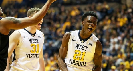 Wesley Harris Chooses His Destination, Wesley Harris WVU