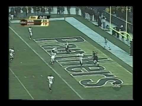 WVU vs Pitt 2002