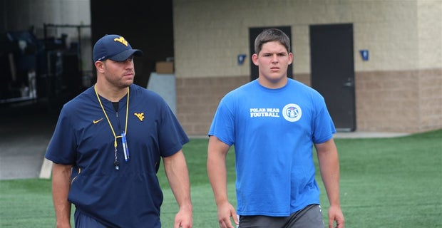 Homegrown Recruit Zach Frazier