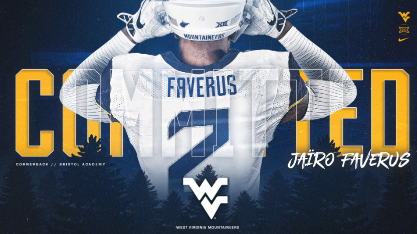 WVU Football Jairo Faverus