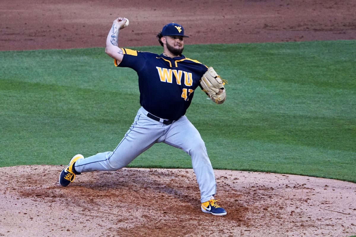 WVU Pitcher Alek Manoah