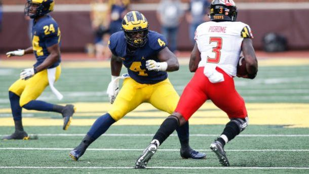 reuben jones michigan transfer