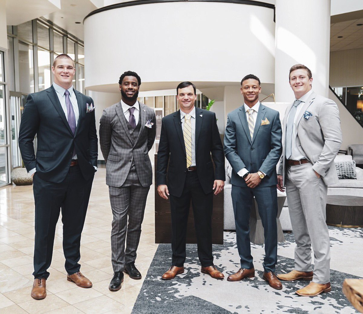Big 12 Media Day Two featuring WVU