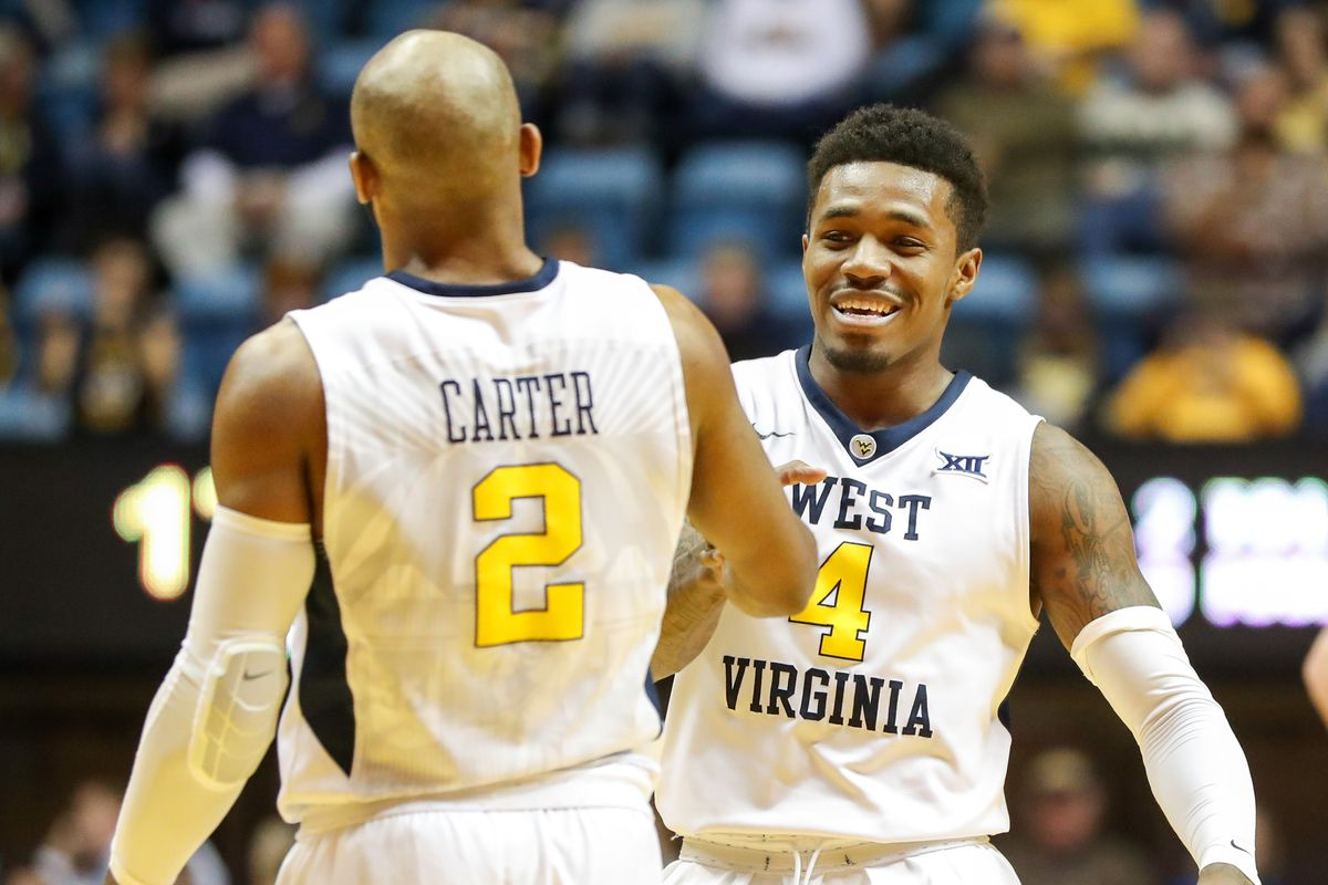 Legendary WVU Backcourt, Jevon Carter and Daxter Miles Jr.