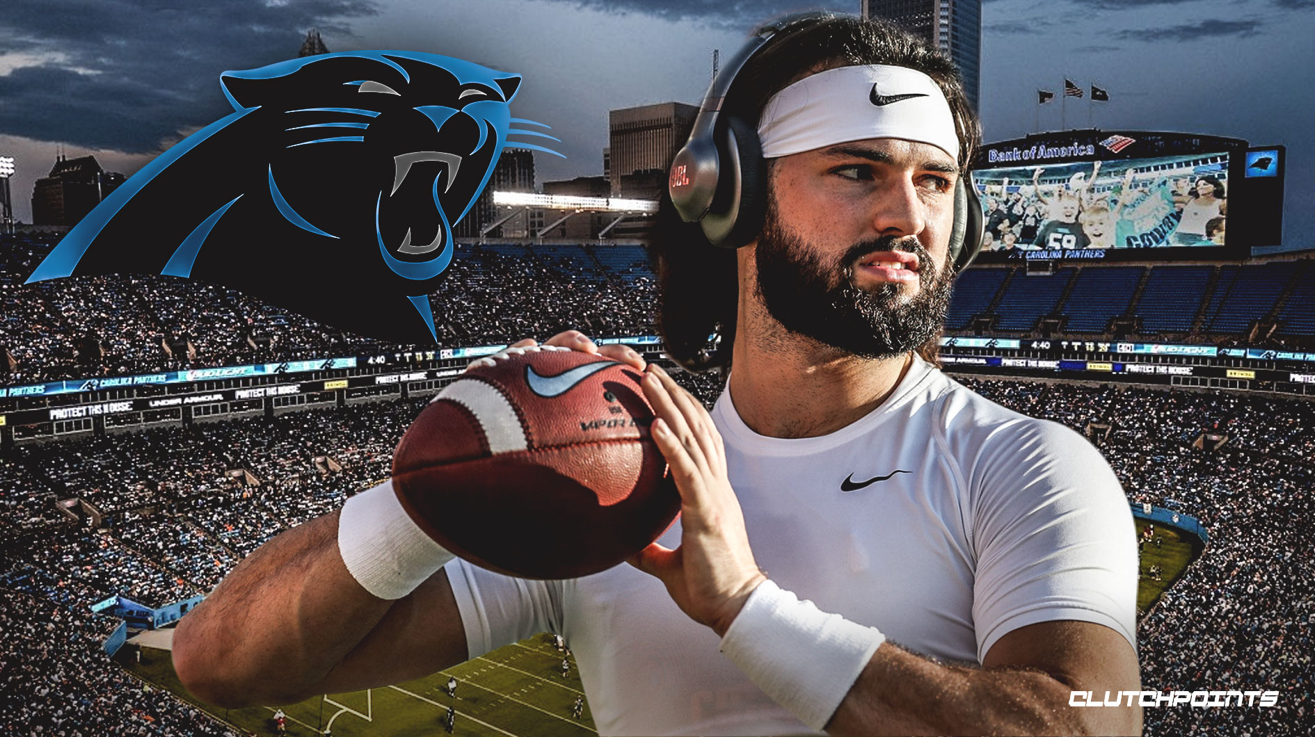 Panthers Rookie Will Grier Madden Rating