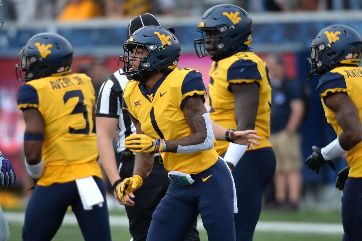 Former Mountaineer Safety Derrek Pitts