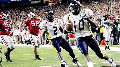 Steve Slaton Reflects on Ditching the Terps