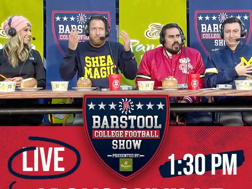 Bartstool College Football Road Show