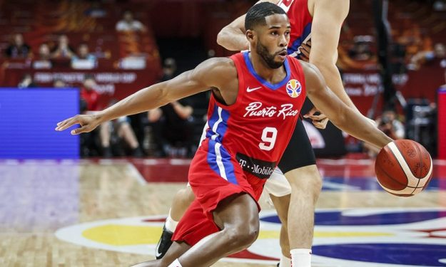 Gary Browne Puerto Rico FIBA
