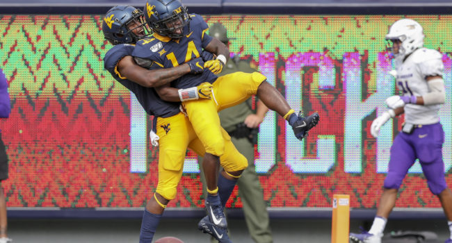 WVU Players of the Week