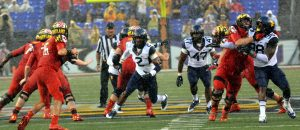 WVU Whooped, Embarrassed in Shutout