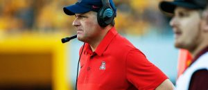Rich Rodriguez Allegedly Had Wife And Girlfriend On Arizona Sideline During Same Game