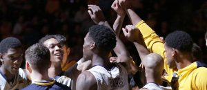 Mountaineers Drop A Spot To #7 In AP Top 25