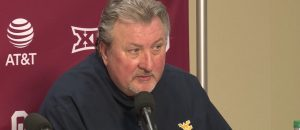 After Big Win At Oklahoma Huggins Pokes Fun At WVU Bandwagoners